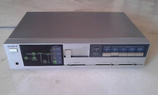 Stereo integrated amplifier SONY TA-AX310, working