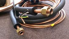 Air Conditioning Pipe Kit Piping pipework insulation Copper Refrigeration Flare
