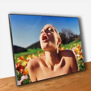 Poster David Lachapelle Angelina Jolie Stampa Fine Art Quadro su Pannello MDF