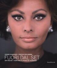 Chiara Samugheo / Photos for cinema Fuori dal Set / Off the set / Hors .....