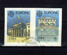 IRLANDE - EIRE Yvert n° 721/722 oblitéré
