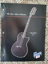 1992 Gibson Guitars Dealer Info Sheet for Chet Atkins SST-12 Case Candy