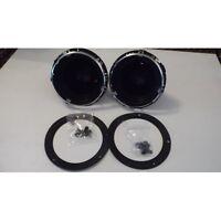 Ford Anglia 105E / Estate / 307E Van Plastic Headlamp Bowls (pair)
