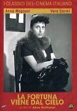 Dvd LA FORTUNA VIENE DAL CIELO - (1942) *** Anna Magnani ***  ......NUOVO