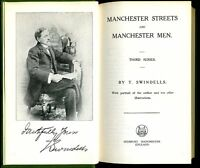 Manchester Streets and Manchester Men : Third Series (hardback)