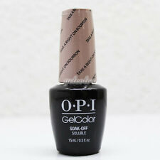 OPI GelColor Soak Off LED/UV Gel Nail Polish .5oz Take a Right on Bourbon #GCN59