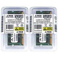 512MB KIT 2 x 256MB HP Compaq OmniBook XE3-GE F4309H XE3-GF XE3L Ram Memory