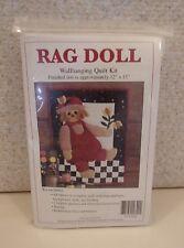 RAG DOLL WALL HANGING KIT BY RACHEL T. PELLMAN
