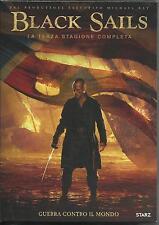 Black Sails. Stagione 3 (2015) 3 DVD
