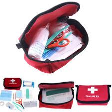 Kit Trousse Secours Sac Médicaux Urgence First-aid Premiers Soins Survie Voyage