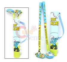 Smurfs Mini Toy Golf Set with Carry Bag Kids Soft Sports Toy