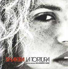 Shakira & Alejandro Sanz - La Tortura CD Single Import from Holland Three Tracks
