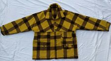 Style of Filson Johnson Mills Double Mackinaw Wool Hunting Jacket Extra Large