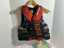 Sea Doo Motion Women's X-Small Life Jacket Boat Jet Ski Swimming Swim Vest PFD