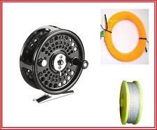 Fly Fishing Reel & Line & Backing  Vantage 7/8 #