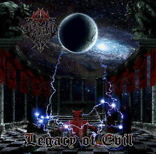A Legacy of Evil by Limbonic Art (CD, Sep-2007, Candlelight Records)