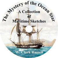 The Mystery of the Ocean Star, W Clark Russell unabridged Audiobook on 1 MP3 CD