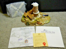 Lilliput Lane Cley Next The Sea 1992 Ltd. Ed. 0097/3000 Nib With Deeds and Cert.
