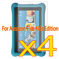 4x Screen Protector Lcd Guard Saver Film for Amazon Fire Kids (2016)