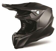 Airoh Helmet Motorbike off Road Tw11 Twist Color Black Matt S