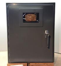 NEW - Enclosure, Hoffman 20  X 16  X 8  w/ Window, Model A201608LP