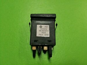 Schalter,Heckscheibenheizung passend für VW Passat 3B,  3B0 959 621 C
