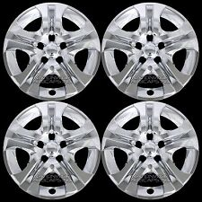 "4 Chrome 2013-2018 Toyota Rav4 LE 17"" Wheel Covers Hub Caps Full Rim Skins Hubs"