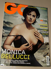 MONICA BELLUCCI COVER MAGAZINE GQ 2006=JAMES HUNT=CLIVE OWEN=EDDIE REDMAYNE=