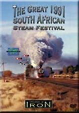 Great South African Steam Fest. 1991 Machines of Iron