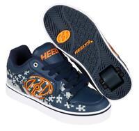 Heelys Junior Motion Plus Skate Shoes Trainers 770816H RRP £60 (A2)