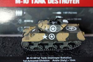 1/72 SAU M10 601st Destroyer Battalion 1944 Italy WWII
