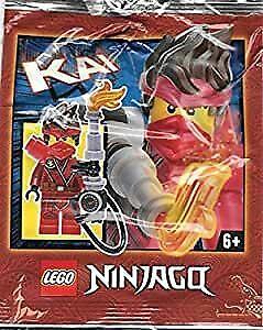 LEGO Ninjago Kai Minifigure #8 Foil Pack Set 892177