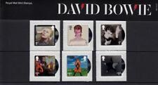 GB 2017 David Bowie presentazione Pack N. 538 SG 3933 3938 MS3939 Set Nuovo di zecca #538