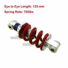 125mm 750lbs Spring Shock Suspension For 33cc 43 47 49cc Mini Moto ATV Dirt Bike