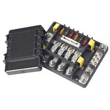 Littelfuse 880089 LX Series Power Distribution Module, 4 MIDI Fuse Block, 60V, M
