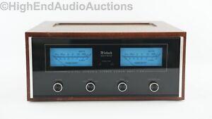 McIntosh MC7300 Digital Dynamic Stereo Power Amplifier - 300 Watts/CH
