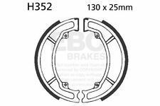FIT HONDA NXR 125 Bros ES/KS 2005 EBC FRONT BRAKE SHOE SET