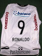 Corinthians Ronaldo match unworn shirt / prepared for match