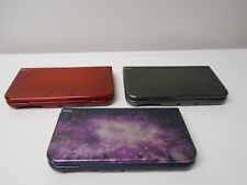 Nintendo New 3DS xl System w/charger bundle choose color Free Ship