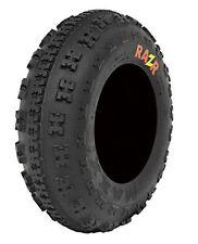 Maxxis Razr ATV Front Tires 21x7x10 4-ply (Set of 2) 21x7-10 Yamaha Honda Suzuki