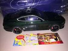 US017 GT SPIRIT 1 18 FORD MUSTANG BULLIT 2019  USA EXCLUSIVE  NEW SHIPPING WORLD