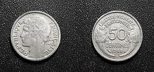 Gouvernement provisoire - 50 centimes Morlon 1945C