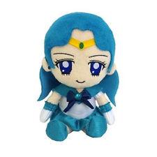 BRAND NEW Official Bandai Sailor Moon Mini Stuffed Plush Doll - Sailor Neptune!!