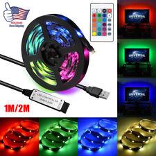 Led Strip Lights RGB Light Strip Kits with Remote 5050 5V USB Colour Changing