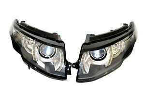 2x Nuevo Faros Bixenon Xenon Faro LED Range Rover Evoque