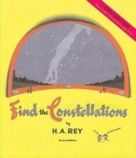Find the Constellations by H. A. Rey (1976, Paperback, Revised)