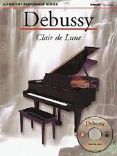 Debussy: Clair De Lune: Concert Performer Series, , , Very Good, 1999-01-01,