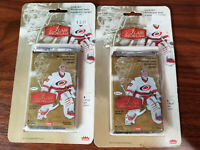 2006-07 Flair showcase hockey - 2 Factory blister retail packs - see details!