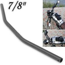 "7/8"" 22mm Universal Drag Cruve Bend Handlebar For Yamaha Suzuki Harley Honda"