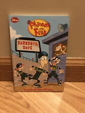 Phineas and Ferb Chapter Book: Daredevil Days 6 by Disney Book Group Staff...